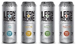 Saveurs  bière lean machine