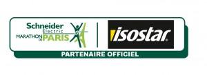 Isostar partenaire du Marathon de Paris