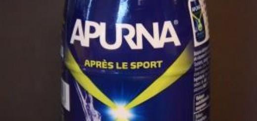 Bouteille de boisson de récupération Apurna