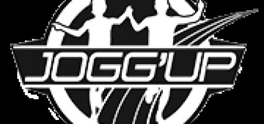 Logo JOGGUP