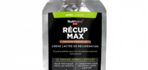 Recup Max saveur chocolat