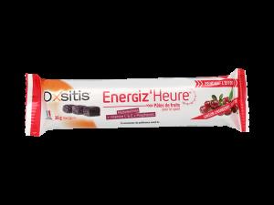 Barre Energyz'heure